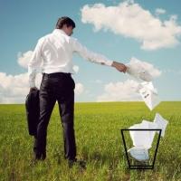 Когда документы превращаются в мусор?