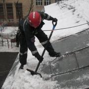 Омские коммунальщики готовятся к новогодним праздникам