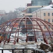 Новый пешеходный переход на Гагарина закроют на ремонт