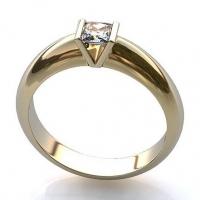 Как выбрать хорошее кольцо с бриллиантом?