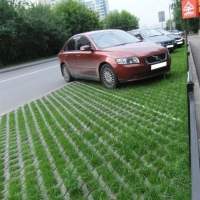 Газонные решетки для парковок – зеленый «оазис» даже в мегаполисе!