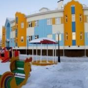 В центре Омска откроют детский сад на 220 мест