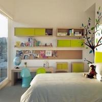 Интерьер детской комнаты для девочки – нежность, романтичность и простор!
