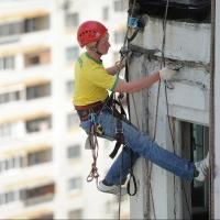 Что входит в ремонт фасада многоквартирного дома?
