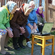 До Омской области дошёл интернет-прогресс