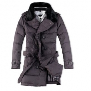 Выбор модного мужского зимнего пуховика