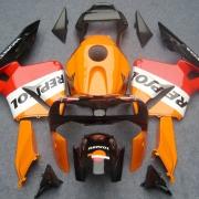 Монтаж на мотоцикл нового мотопластика