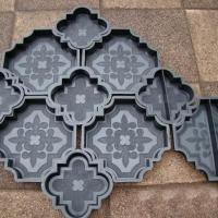 Характеристики форм для брусчатки и тротуарной плитки
