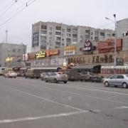Омская мэрия никак не решится перекрыть проспект Маркса