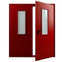 Где применяются противопожарные двери