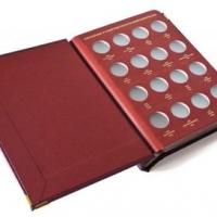 Хранение монет в специальном альбоме