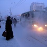 Омские автобусы будут ходить и в морозы