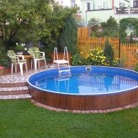 Как недорого устроить бассейн на дачном участке?