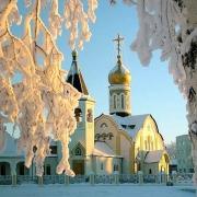 Омск ждут нетипичные крещенские морозы