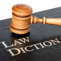 Юридический перевод с английского языка на русский.