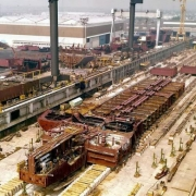 Как строят корабли?