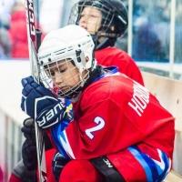 Юниорская клюшка для хоккея