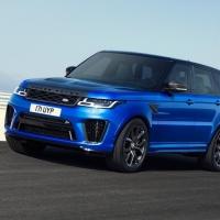 Новый Range Rover Sport 2019 года