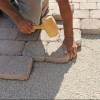 Как выбрать тротуарную плитку для сада
