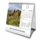 Достоинства перекидного настольного календаря
