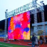 Применение светодиодных LED экранов в рекламе и не только