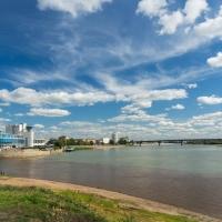 Омск - город на Иртыше