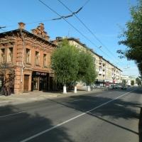 Улицу Ленина перекроют уже в ближайшую пятницу