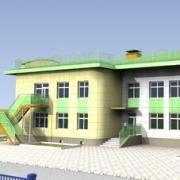 """На """"Московке-2"""" ровно через год появится двухэтажный детсад"""