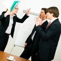 Конфликтные ситуации на работе