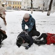 С понедельника в Омске начнётся потепление