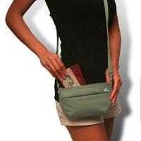 Сумка PacSafe защитит вас от кражи вещей!