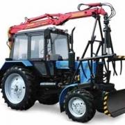 Сельскохозяйственная техника от зарубежного производителя
