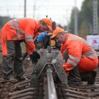 Ремонт железнодорожных путей