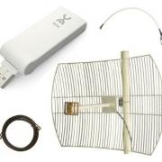 Как усилить сигнал беспроводного доступа Yota