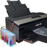 Принтеры с непрерывной подачей чернил