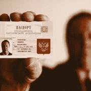 Новые российские электронные паспорта заменят Visa