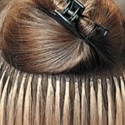 Шикарные волосы с помощью капсульного наращивания