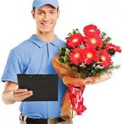 Своевременная доставка цветов к знаменательной дате
