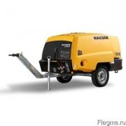 Особенности применения дизельных компрессоров