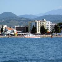 Адлер – одни из лучших пляжей Причерноморья