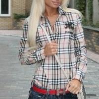 Выбор женской рубашки