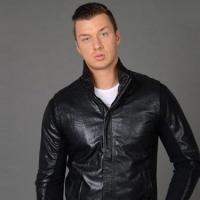 Кожаные куртки для мужчин