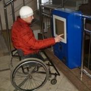 Омский автовокзал позаботился об инвалидах
