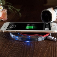 Новейшие гаджеты для беспроводной зарядки телефонов