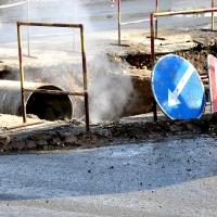 В Омске перекроют три улицы для ремонта теплосетей