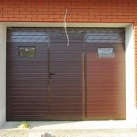 Как выбрать ворота для частного дома