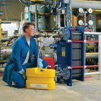 Что собой представляет процедура промывки теплообменников?