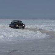 В Омской области действуют уже 9 ледовых переправ