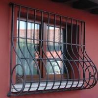 Оконные решетки – это надежная защита вашего дома