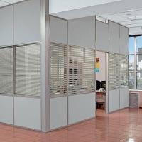 Офисные перегородки эконом класса – в чем отличие от более дорогих конструкций?